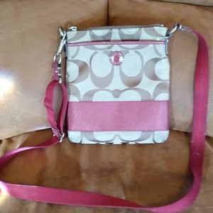 Coach outlet crossbody